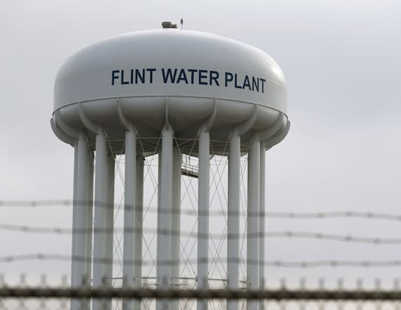 Michigan sues Flint over drinking water crisis