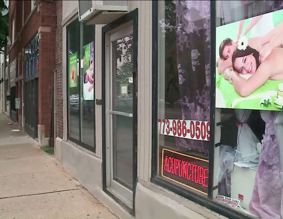 Massage parlors shut down after tied to prostitution