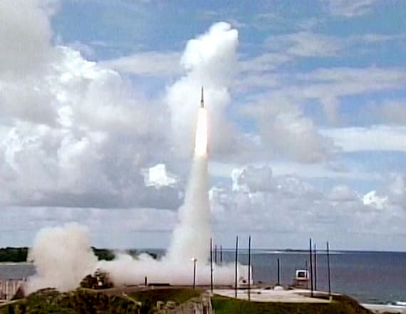 US to carry out first ICBM intercept test