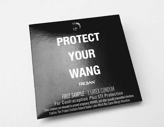 Alexander Wang launches 'Protect Your Wang'