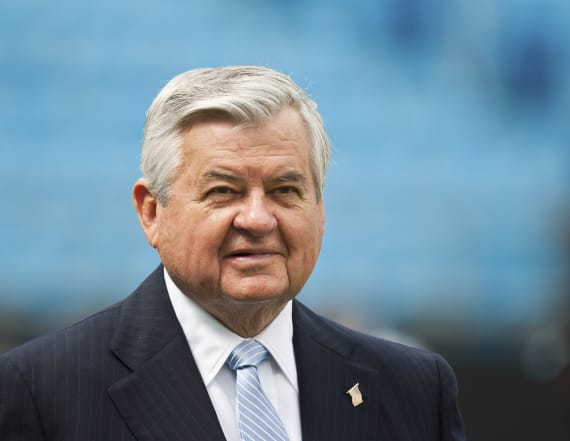 NFL investigating claims against Panthers owner