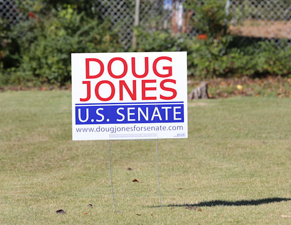 Moore scandal ignites fundraising for Dem challenger