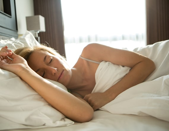 Common act is impossible to do in your sleep