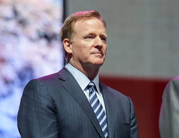 Only 15 athletes make as much as Roger Goodell