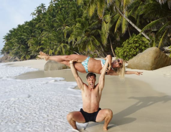 Julianne Hough's honeymoon was picture perfect