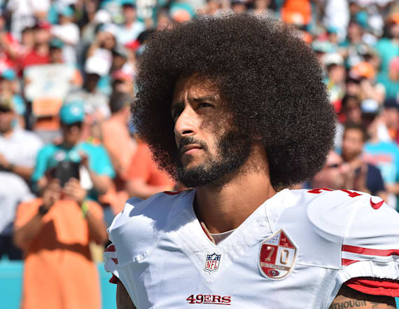 Kaepernick's mom scathingly attacks Trump