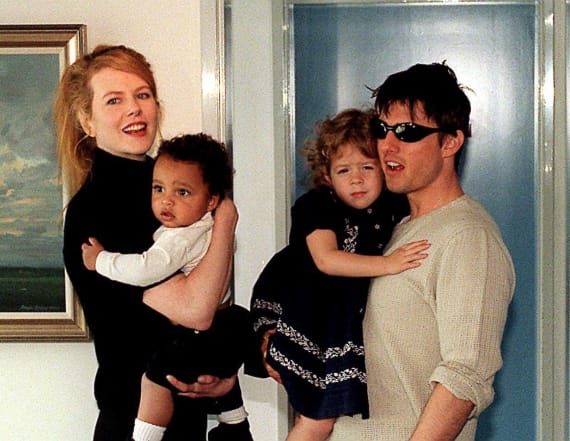 Are Nicole Kidman's Scientologist kids estranged?