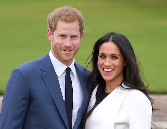 What Meghan and Harry will smell like on May 19