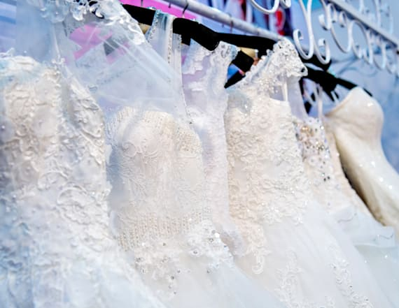 Brides panic as gown retailer closes stores abruptly