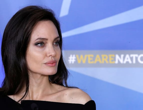 Angelina Jolie avoids an 'empty life'