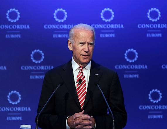 Biden slams Trump over disputed track record on race