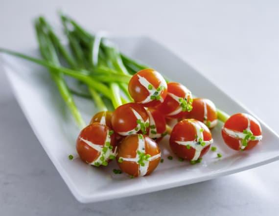 Best Bites: Tomato tulips