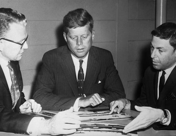 Documents may show who was behind JFK assassination