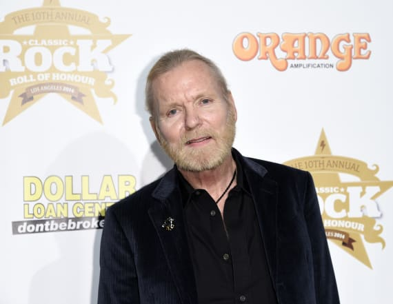 Southern rock music star Gregg Allman dies at 69