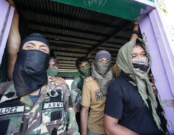 Maute militants becoming formidable in Philippines
