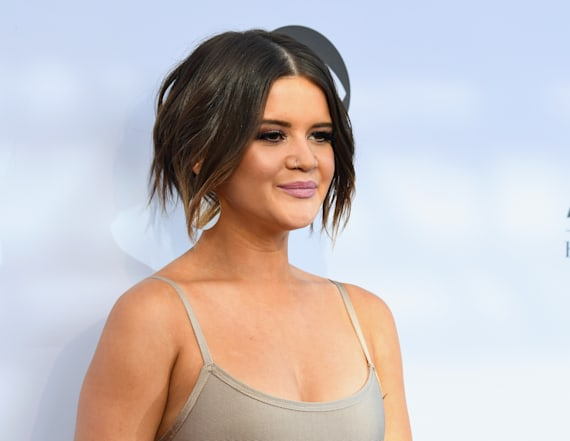 Country star Maren Morris slams fashion critics