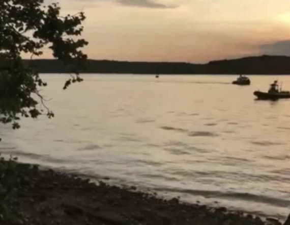 Multiple deaths after Missouri tourist boat capsizes