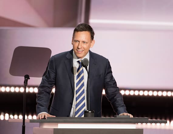 Peter Thiel may buy the site he helped take down