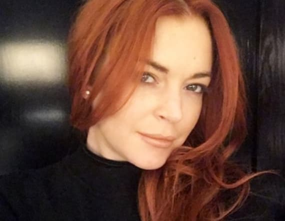 Lindsay Lohan oddly invites stars to her party