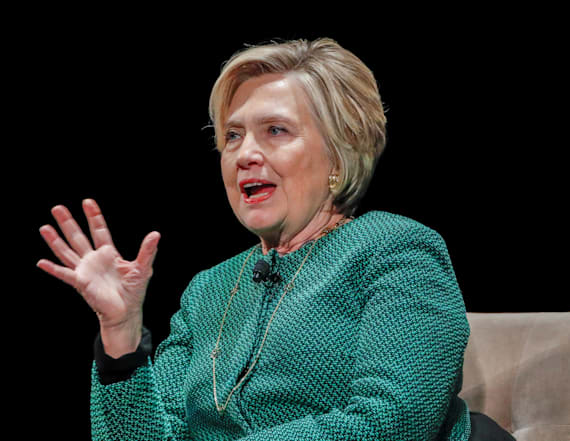 Clinton lashes out at Trump over uranium deal