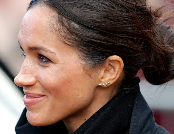 People aren't happy with Meghan's 'messy' buns