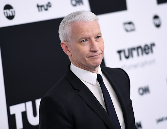 CNN says Anderson Cooper's Twitter hacked
