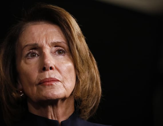 Nancy Pelosi weighs in on Robert Mueller indictments