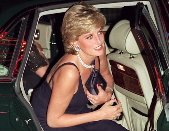 Secret behind Princess Diana's clutch bags revealed