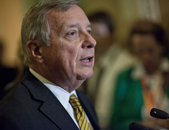 Senator Durbin: No government shutdown over budget