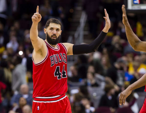 Bulls player hospitalized after fighting teammate