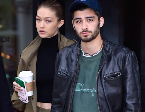 Zayn explains his and Gigi's status