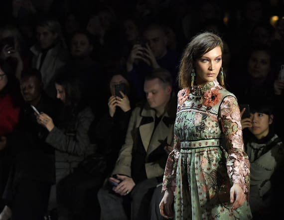 NYFW: Anna Sui gets romantic for Fall 2018