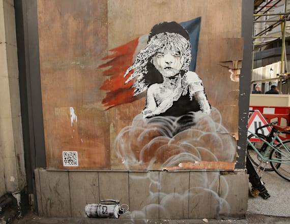 Banksy's identity might have been revealed