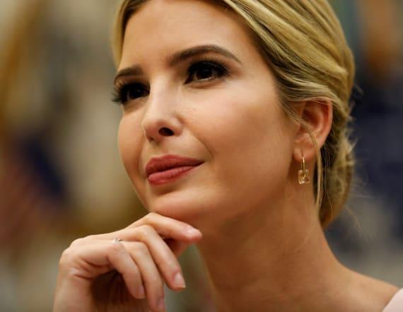Ivanka Trump criticized for Barcelona tweet