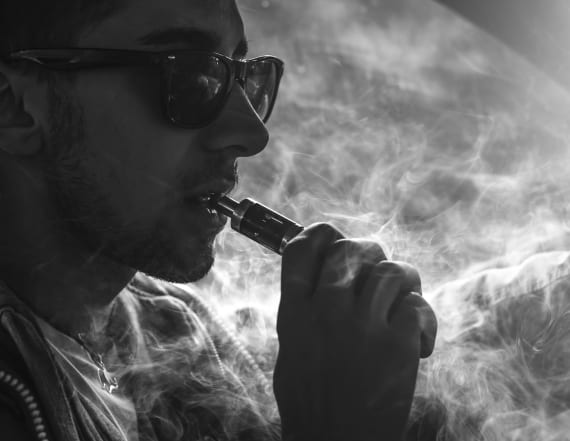Can e-cigarettes lead to tobacco addiction