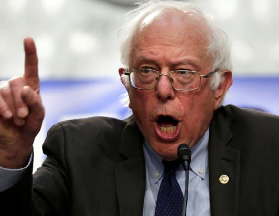 Sen. Sanders blasts Trump's Puerto Rico attacks