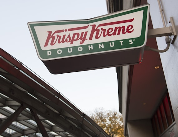 Krispy Kreme makes deal with Insomnia Cookies