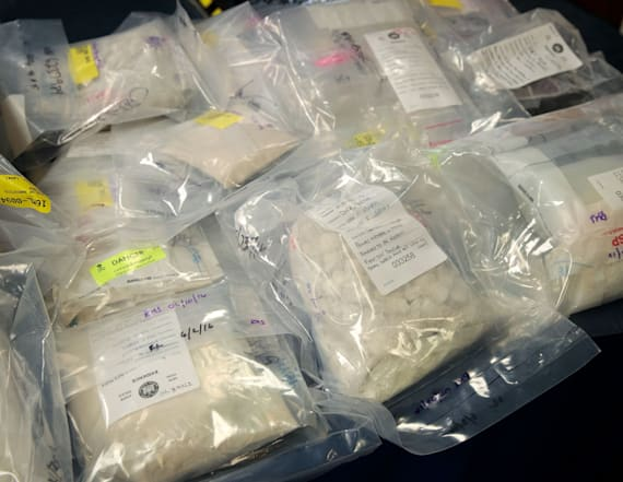 Nebraska troopers seize 118 pounds of fentanyl