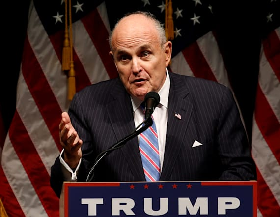 Giuliani met with Mueller to discuss Trump interview