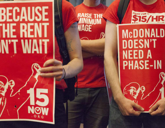 Study: Seattle's minimum wage hike hurts workers