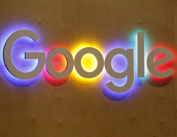 EU regulators hit Google with record fine