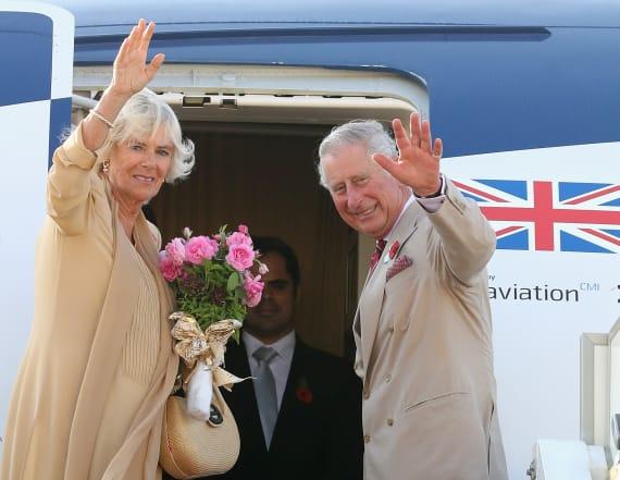 Prince Charles has pretty intense travel demands