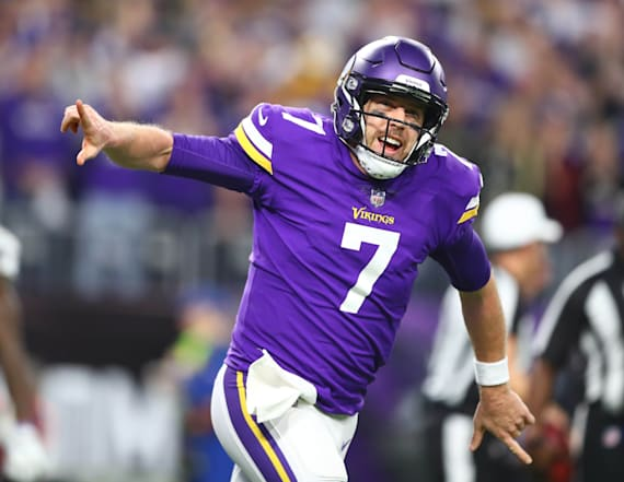Jon Gruden predicted Case Keenum's rise in 2012