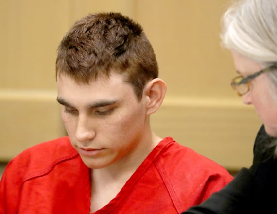 Nikolas Cruz is poised to inherit $800K trust fund