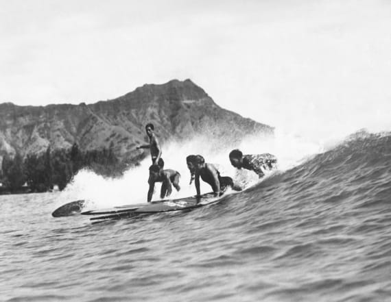 21 vintage photos show Hawaii before statehood