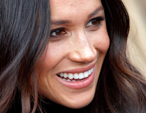 This is Meghan Markle's one beauty rule