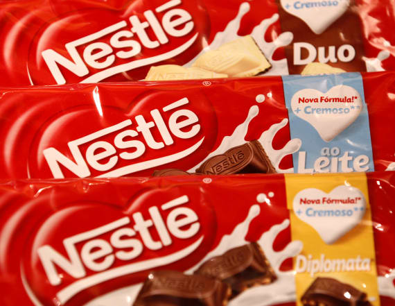 Nestle sells US candy business to Ferrero for $2.8B