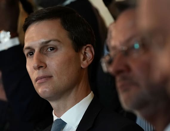 WH: Kushner can do job without security clearance
