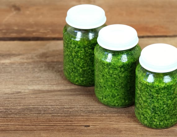 Italian airport now allows pesto on planes