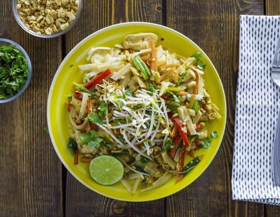 Best Bites: Chicken pad Thai